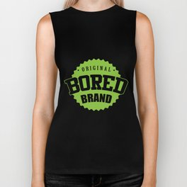 Original bored brand Biker Tank