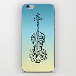 cello sky iPhone Skin