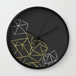 Astoria #society6 #buyArt #decor Wall Clock