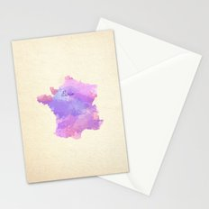Paris, France  Stationery Cards