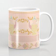 Cross Stitch Tea Party Mug