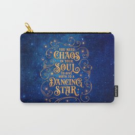 Dancing Star Carry-All Pouch