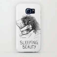 sleeping beauty Slim Case Galaxy S7