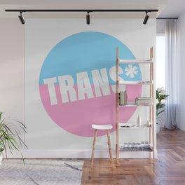 Trans* Wall Mural