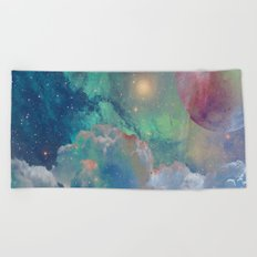 Out There Beach Towel