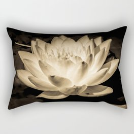 Netherworld Nymphaea Rectangular Pillow