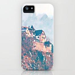 Castle 2 iPhone Case