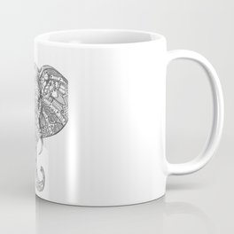 Ella the Elephant Coffee Mug