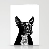 mother Stationery Cards featuring Mother by John C Thurbin