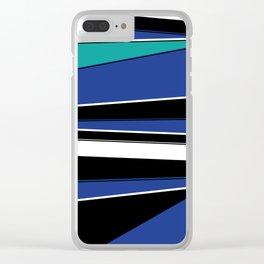 Sede de CANTV -Detail- Clear iPhone Case
