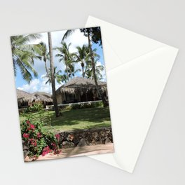 house of serenity Stationery Cards