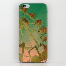 wheel carousel iPhone & iPod Skin