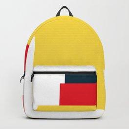 Mid Century Modern Vintage 25 Backpack