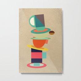 Coffee and Tea #society6 #decor #buyart Metal Print