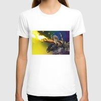 boba fett T-shirts featuring Boba Fett by Vincent Vernacatola
