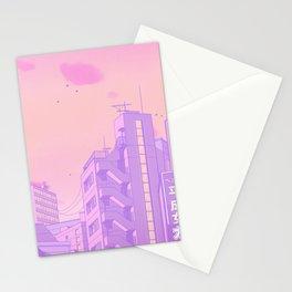Tokyo Valentine Stationery Cards