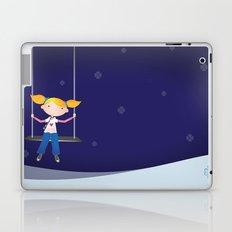 Swing Girl Laptop & iPad Skin