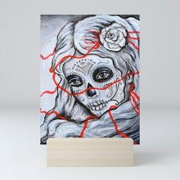 Tangled Mini Art Print