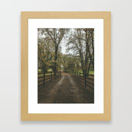 Beaverton, Oregon Framed Art Print