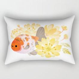 Ranchu and Adonis Rectangular Pillow