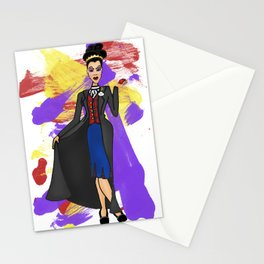 Disneyland The Evil Queen Evil Relations  Stationery Cards
