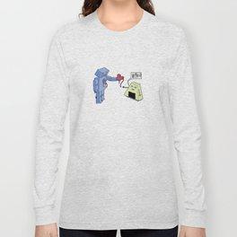 本当に?(really?) Long Sleeve T-shirt