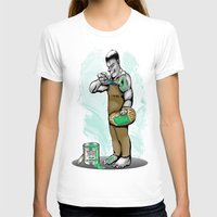 hulk T-shirts featuring Hulk by RebeccaMiller