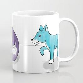 Little Wolves Coffee Mug