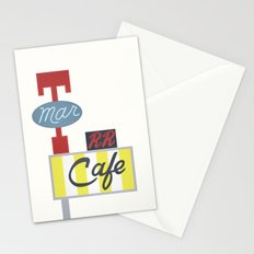 the Double R - Twin Peaks Stationery Cards
