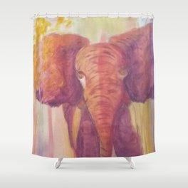 The Savanna Shower Curtain