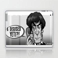 A Disused Yeti Laptop & iPad Skin