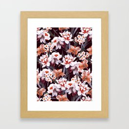 Magical Garden - IV Framed Art Print