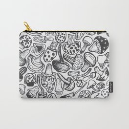Mushmania Carry-All Pouch