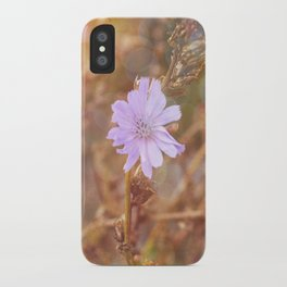 Lilac Charm iPhone Case