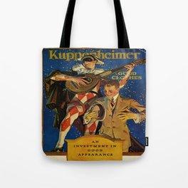 Vintage poster - Kuppenheimer Tote Bag