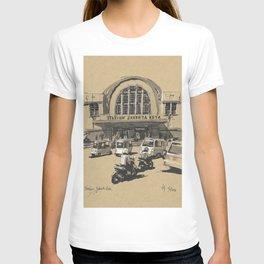 Stasiun Kota Jakarta T-shirt