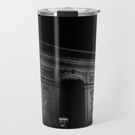 Noir Paris V Travel Mug
