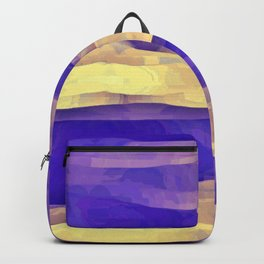 Purple Passion Sky Backpack