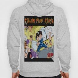 Pillow Fight Ninja Hoody