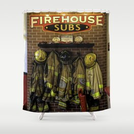 Appreciation To Our Heros Shower Curtain