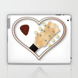 Love Guitar Laptop & iPad Skin