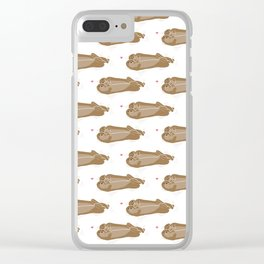 You Otter be in my Arms Clear iPhone Case