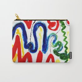 EXCITEMENT !     By Kay Lipton Carry-All Pouch