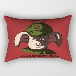 Viva la reproduction Rectangular Pillow