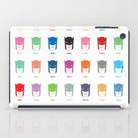 pantone iPad Cases featuring Pantone Knight by James Northcote