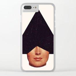 'Tech' Logo Clear iPhone Case