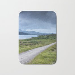 Road in the Highlands Bath Mat