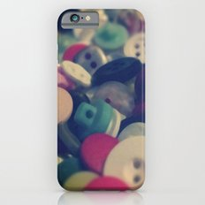 buttons iPhone 6s Slim Case