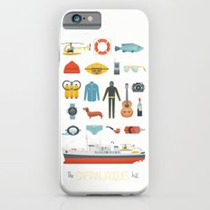 The Captain Jacques Kit Slim Case iPhone 6s