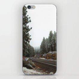 Around the Bend iPhone Skin